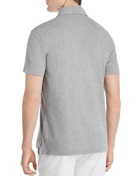 Dylan Gray - Heathered Piqué Classic Fit Polo Shirt