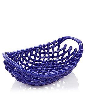 VIETRI - Large Woven Basket - 100% Exclusive