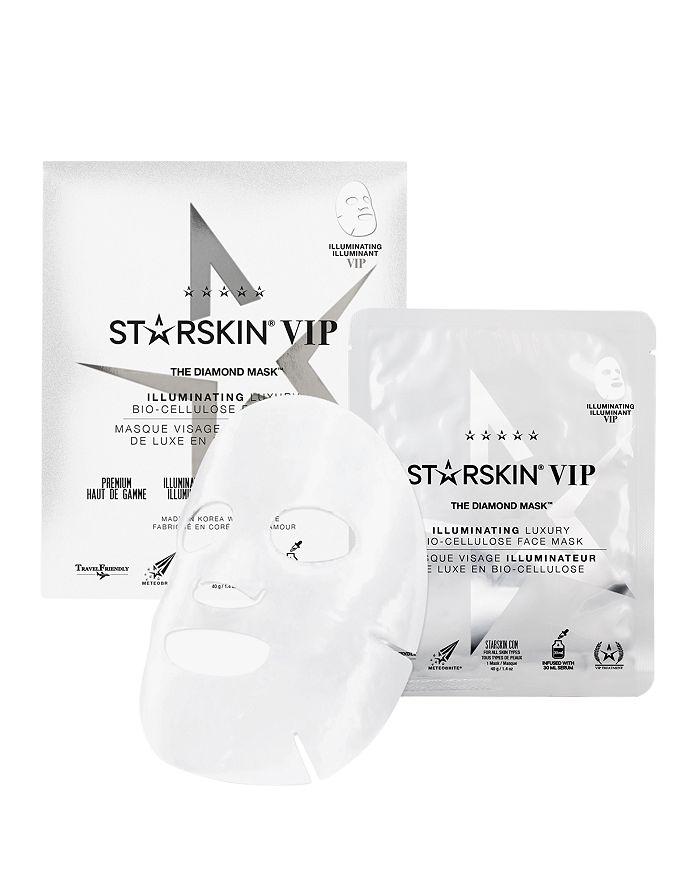 STARSKIN - VIP The Diamond Mask Illuminating Luxury Bio-Cellulose Face Mask