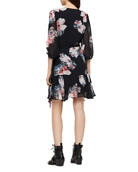 ALLSAINTS - Jade Floral-Print Wrap Dress - 100% Exclusive