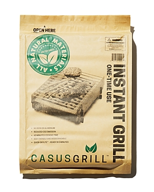 CasusGrill Disposable Grill