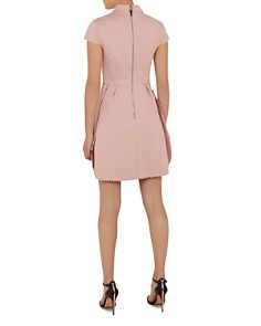 Ted Baker - Morelto Scalloped Ponte Dress