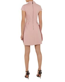 47fa3182 ... Ted Baker - Morelto Scalloped Ponte Dress