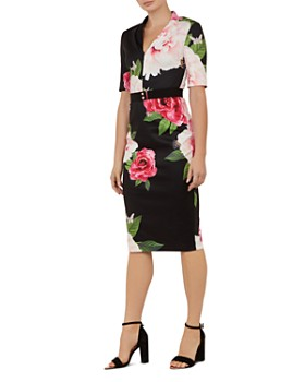 4e4117f64768 Ted Baker - Gilanno Magnificent Dress ...