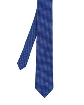 b88f0620d80af Ted Baker - Brune Woven Semi-Plain Silk Skinny Tie ...