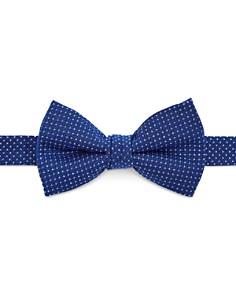 Ted Baker - Runbow Woven Semi-Plain Silk Bow Tie