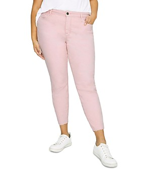 4cfd83b4b83 Sanctuary Curve - Social Standard Ankle Jeans in Cherry Blossom ...