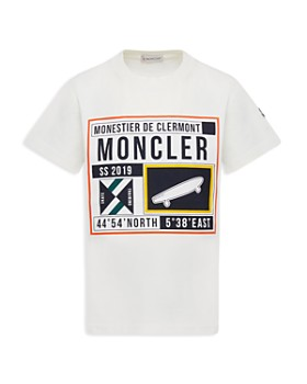 Moncler - Boys' Skate Training Tee - Big Kid