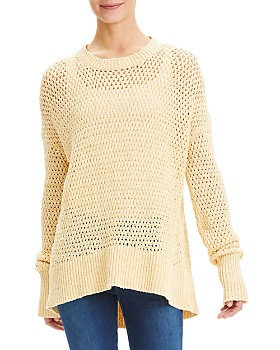 0efee0851e1 Theory - Karenia Crochet Sweater ...