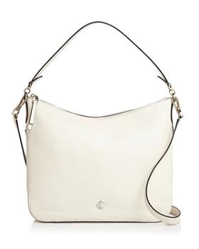 6e9e9f324e7b kate spade new york - Medium Pebbled Leather Shoulder Bag ...