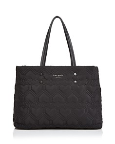 kate spade new york - Large Quilted Heart Tote