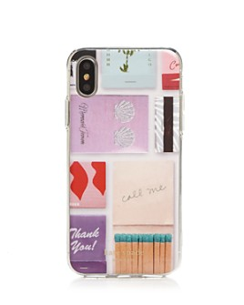 kate spade new york - Matchbooks XS & XS Max iPhone Case