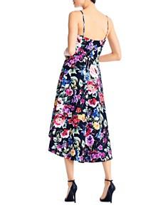 Aidan by Aidan Mattox - Floral High/Low Dress
