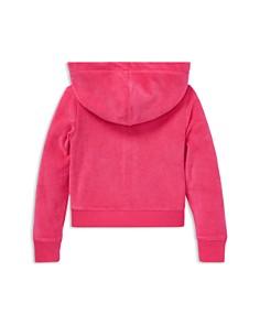 Ralph Lauren - Girls' Cotton-Blend Terry Hoodie - Little Kid
