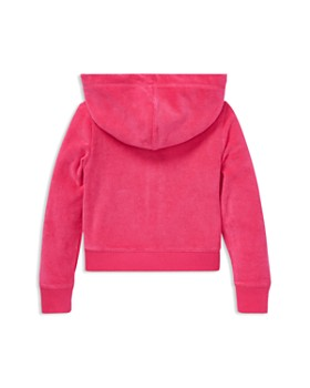Ralph Lauren - Girls' Cotton-Blend Terry Hoodie - Little Kid