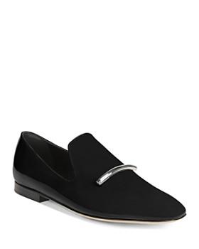 281a1fb75ff46 Via Spiga - Women s Tallis Almond Toe Loafers ...