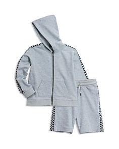 Sovereign Code - Boys' King + Official Hoodie & Shorts Set - Baby