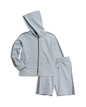Sovereign Code Boys' King + Official Hoodie & Shorts Set - Baby