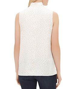 Lafayette 148 New York - Leeann Sleeveless Printed Silk Top