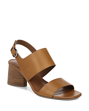 Via Spiga Sandals WOMEN'S LIBBY BLOCK HEEL SANDALS