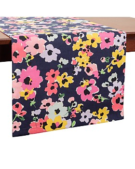 "kate spade new york - Wildflower Bouquet Runner, 15"" x 72"""