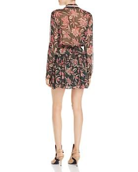 Scotch & Soda - Floral Print Blouson Dress