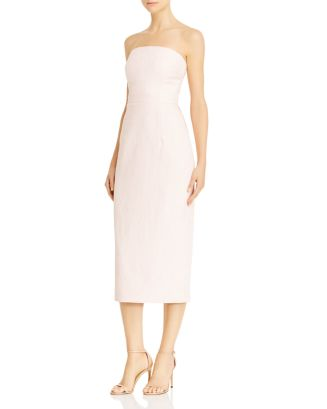 Harlow Strapless Dress by Rebecca Vallance