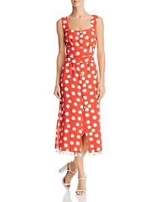 No Frills by Mother of Pearl - Polka Dot Dress