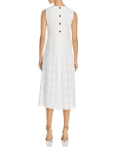 Lafayette 148 New York - Avalynn Sleeveless Checked Shift Dress