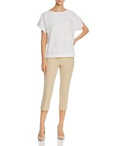 Lafayette 148 New York - Manhattan Skinny Cropped Pants