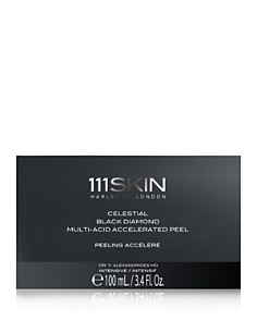 111SKIN - Celestial Black Diamond Multi Acid Accelerated Peel