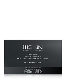 111SKIN - Celestial Black Diamond Multi Acid Accelerated Peel