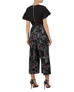 Ted Baker - Darcyy Fortune Culotte Jumpsuit