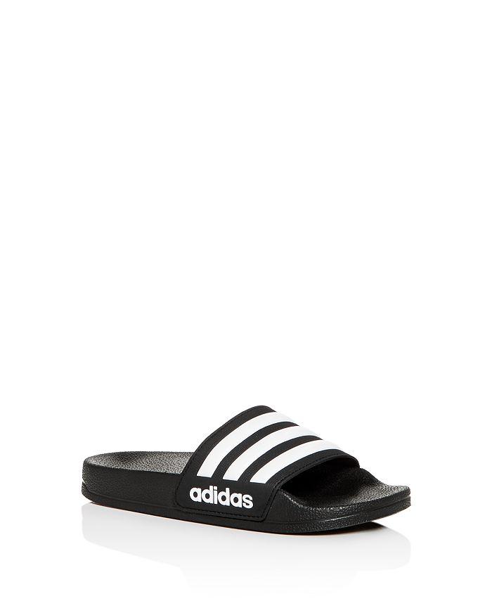 87c85b362 Adidas - Unisex Adilette Shower Slide Sandals - Toddler