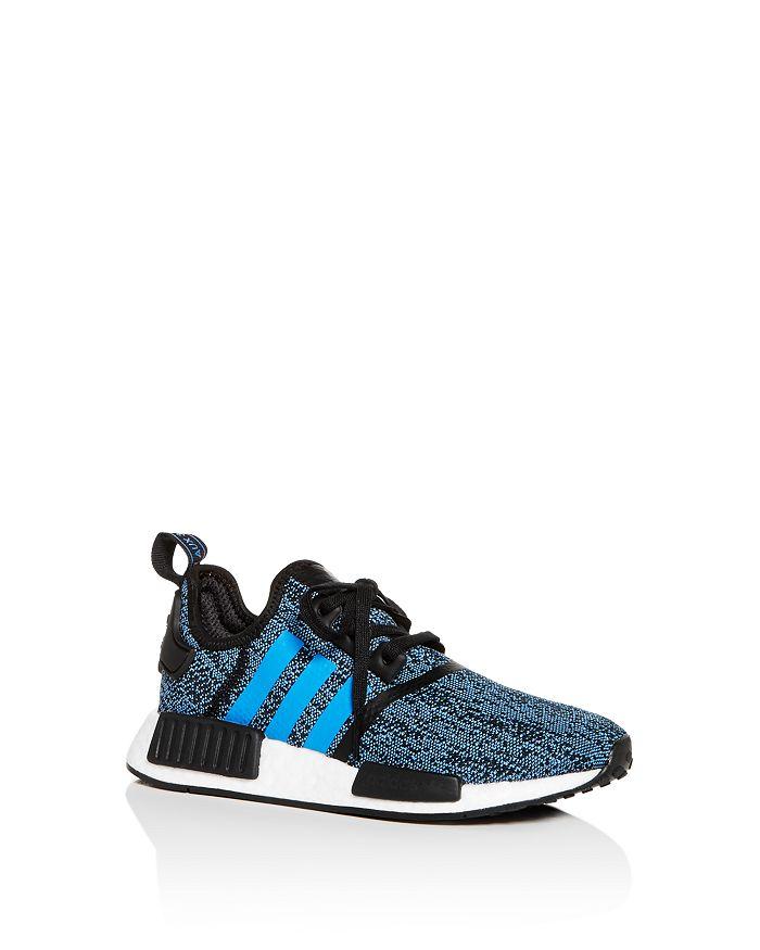 Adidas - Boys' NMD R1 Knit Low-Top Sneakers - Big Kid