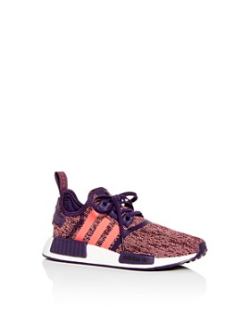 Adidas - Boys' NMD R1 Knit Low-Top Sneakers - Big Kid
