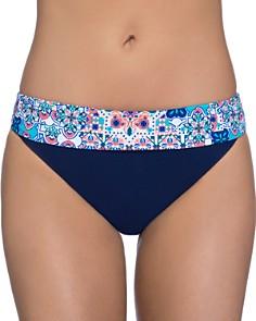Profile by Gottex - Tangier Foldover Bikini Bottom