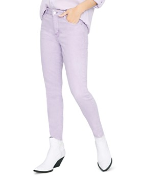 Sanctuary - Social Standard Cropped Skinny Jeans in Charming Lilac