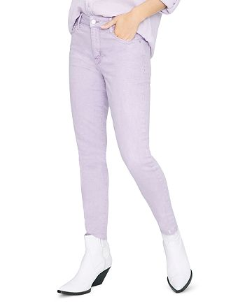 Sanctuary - Social Standard Ankle Skinny Jeans in Charming Lilac