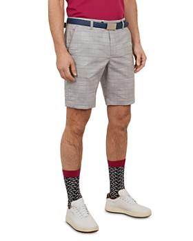 4b53c126b Ted Baker - Easiee Checked Golf Shorts ...