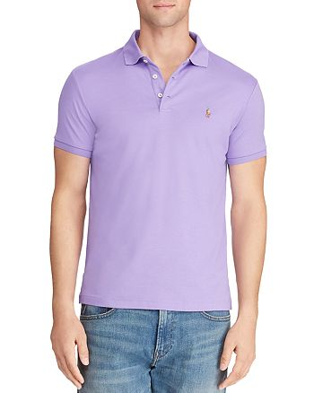 Polo Ralph Lauren - Interlock Custom Slim Fit Polo Shirt