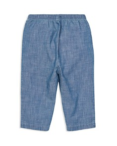 Ralph Lauren - Girls' Cotton Chambray Pants - Baby