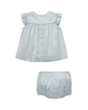 Ralph Lauren - Girls' Embroidered Top & Bloomers Set - Baby