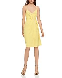 BCBGENERATION - Sleeveless Crossover Dress