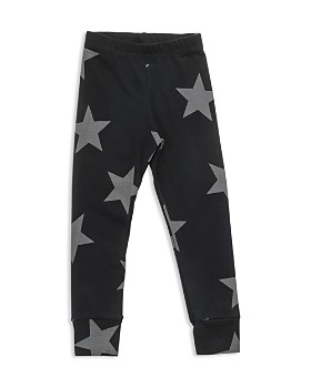 NUNUNU - Girls' Star Leggings - Baby