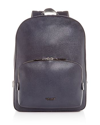 963819790e COACH Kennedy Crossgrain Leather Backpack | Bloomingdale's