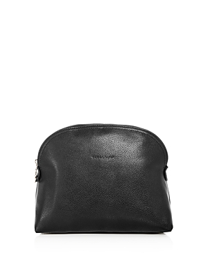 Longchamp Le Foulonne Leather Toiletry Kit