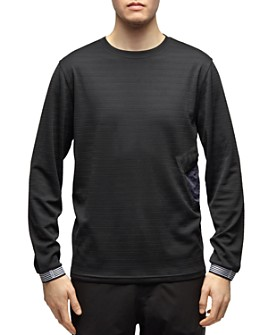 Dyne - Long-Sleeve Side-Pocket Tee