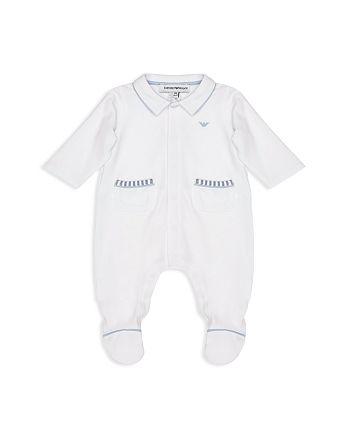 Armani - Boys' Suit Footie - Baby