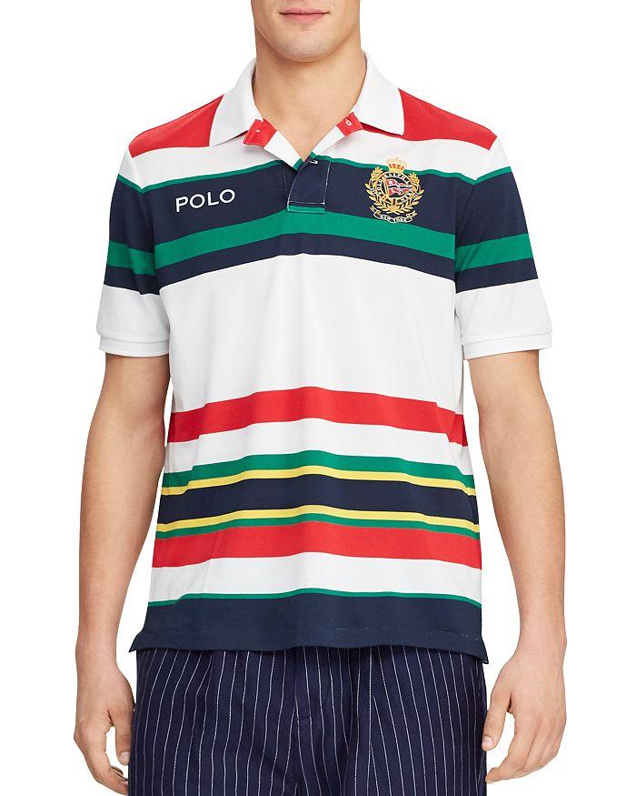 Polo Ralph Lauren - Newport Stretch Mesh Classic Fit Polo Shirt